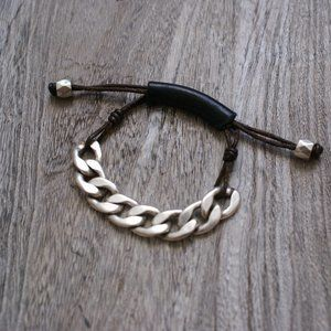 Statement bracelet [Fossil]